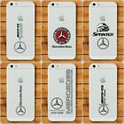 Mercedes clear case Mercedes AMG Transparent clear case For iPhone and Samsung