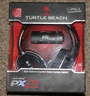Turtle Beach Ear Force PX21 PS3 Headset Sony Playtation 3 NEW Sealed