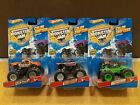 2012 HOT WHEELS MONSTER JAM COLOR SHIFTERS 1:64 RARE - CHOOSE ONE 002