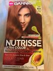 New Garnier Nutrisse Ultra Color Shade Scarlette Ronze intense bronze red