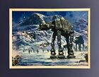 *Star Wars Officially Licensed Art by Rodel Gonzalez & Rob Kaz (Choice of 3) $49.95 USD on eBay