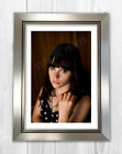 Felicity Jones Star Wars Signed Photo Print High Quality A4 Reproduction Framed £29.95 GBP on eBay