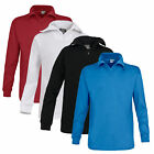 Trespass Dolomite Boys Ski Polo Top 100% Cotton