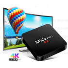 MXQ PRO TV BOX 4K S905W QUAD CORE ANDROID 7.1 HD SMART 3D WIFI KD Player 17.6
