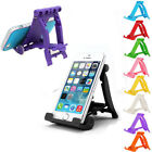 1Pc Desk Foldable Fold Cell Phone Stand Holder for Universal HTC iPhone Samsung
