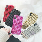 Shockproof Bling Fashion Case Studs Rivet Punk Cover For i Phone X 6S 7 8 Plus