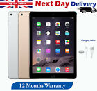 Apple iPad Air 2 16 64 128gb Unlocked Wi Fi 9.7in Grey Gold & all Cellular Wifi