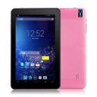 9 inch Android 4.4 Tablet PC Quad Core A33 8GB Bluetooth WiFi HD Dual Camera New
