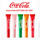 [The Face Shop] Caca-Cola new collection Coca-Cola Cotton Lip Tint 5 Colors $28.6  on eBay