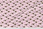 Fox Nursery Baby Baby Girl Fabric Printed by Spoonflower BTY