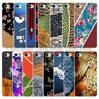 For Meizu Meilan U10 Hard Case Cover Cloth Stone Butterfly Flowers Animal Rose