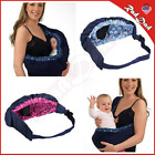 INFANT NEWBORN BABY CARRIER BAG CRADLE SLING WRAP STRETCHY NURSING PAPOOSE: