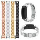 Replacement Stainless Steel Wristband Strap Bracelet For Garmin Vivosmart HR