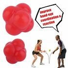 Silicone Reaction Ball Agility Coordination Reflex Exercise Training Ball GY