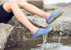 New Beach Shoes Slippers Antiskid Flat Sandals Hole Breathable Water Shoe Unisex