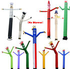 3/6m Inflatable Advertising Air Puppet Tube Sky Wavy Man Wind Dancer No Blower