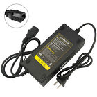 48V Volt 2.5A Battery Charger for Electric Car E-bike Scooter With Adapter AKKU