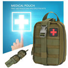 Durable First Aid Tactical Survival Kit Molle Rip-Away EMT Pouch Bag Medical MA4