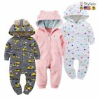 NEW Rompers Baby Boy Clothes Fashion Newborn Cotton Girl Clothing Set Roupas Beb