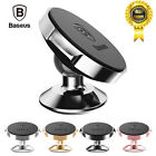 2X Baseus Universal 360 Degree Rotating Car Magnetic Mount Stand Phone Holder