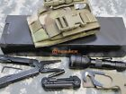 MILITARY GERBER MULT-TOOL INDIVIDUAL DEPLOYMENT KIT MULTICAM OCP PLIERS LIGHT