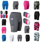 Women  Quick Dry Yoga Fitness Gym Pants Compression Sport Sh