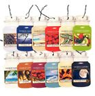 Yankee Candle Car Jar Air Freshener- Various Scents