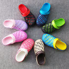 Women's Slipper Shoes Casual Garden Sandals Anti Skid Summer Hollow Breathable