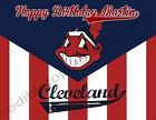 Cleveland Indians Personalized Edible Image Cake Topper Frosting Sheets 5 Sizes on Ebay