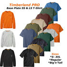 Timberland PRO Plate Wicking Cotton T-shirt Mens Timberland Pro NEW