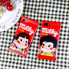 Japan Peko Milky Classic Candy Cute Girl Case for iPhone 7/iPhone 7 Plus