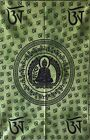 Om Buddha Lord Small Posters Tapestry Wall Hanging Throw Homer Decor Textile Art