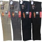 Внешний вид - Mens DICKIES Flex WP595 Regular Fit Straight Leg Work Uniform Cargo Pocket Pants