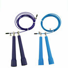 Aerobic Exercise Gym Training Fast  Adjustable  Speed Skipping Jump Ropes image