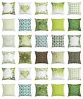 Leaves Throw Pillow Cases Cushion Covers by Ambesonne Home Accent Decor 8 Sizes
