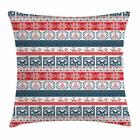 Nordic Throw Pillow Cases Cushion Covers Ambesonne Accent Decor 8 Sizes