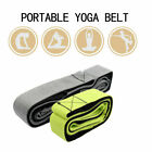 Fitness Yoga Exercise Multi-use Gym Adjustable Aids Belt Stretch Out Strap