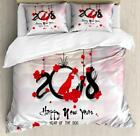 Year of the Dog Duvet Cover Set Twin Queen King Sizes with Pillow Shams Bedding