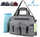 Внешний вид - Baby Diaper Bag Nappy Maternity Tote for Mom Parents Travel with Changing Pad