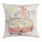 FixedPriceadventure nursery throw pillow cases cushion covers ambesonne home decor 8 sizes