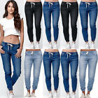 Womens Stretch Skinny Denim Jeans Slim Fit Jeggings US Mix Style Pants Trousers