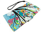 """For Alcatel Pixi 4 ( 5"""" ) 4060WL Wallet Credit Card Stand Pouch Phone Cover Case"""