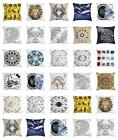 Zodiac Throw Pillow Cases Cushion Covers Ambesonne Home Decor 8 Sizes