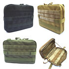 MOLLE PALS Tactical Pouch Multi-Purpose T&T Admin Magazine Utility Accessory Bag