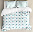 Flying Birds Duvet Cover Set Twin Queen King Sizes with Pillow Shams