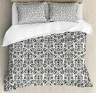 Ethnic Paisley Duvet Cover Set Twin Queen King Sizes with Pillow Shams image