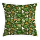 St. Patrick's Day Throw Pillow Cases Cushion Covers Home Decor 8 Sizes