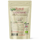 Time Health Organic Lions Mane Mushroom Capsules - EU Grown - 3rd Party Tested $18.19 CAD on eBay