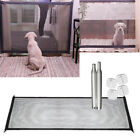 Foldable Magic Gate Pet Dog Safe Guard And Install Anywhere Pet Safety Enclosure