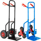 Hand Sack Truck Bag Barrow Cart Dolly Trolley pull-out Transport Steps Climber